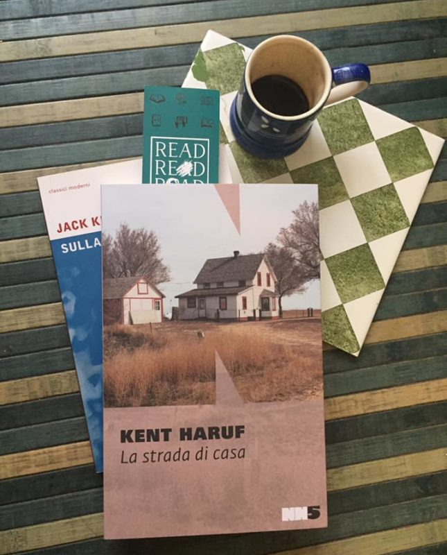 la strada di casa di Kent Haruf